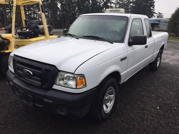 ford ranger 2009 (woodland) $6950