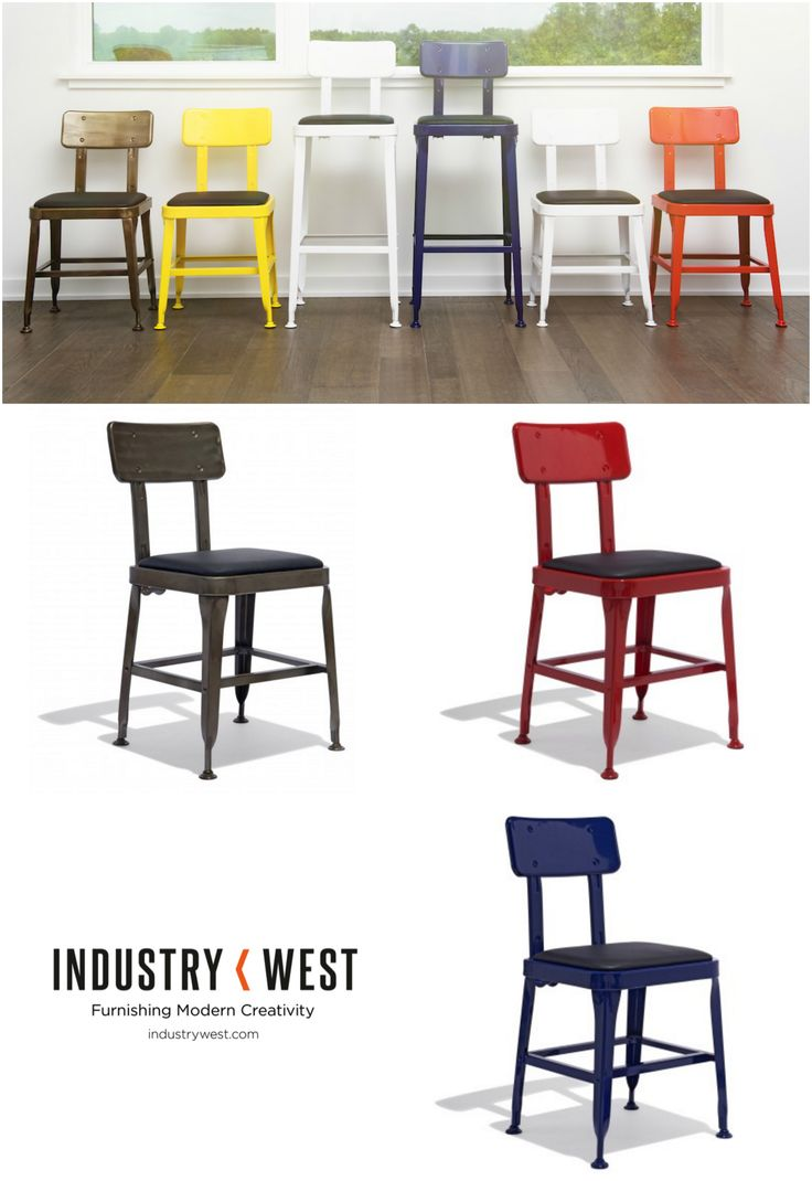 The Octane Chair is back in stock and perfect for any restaurant, cafe or home project. High volume in stock ready for quick fulfillment.