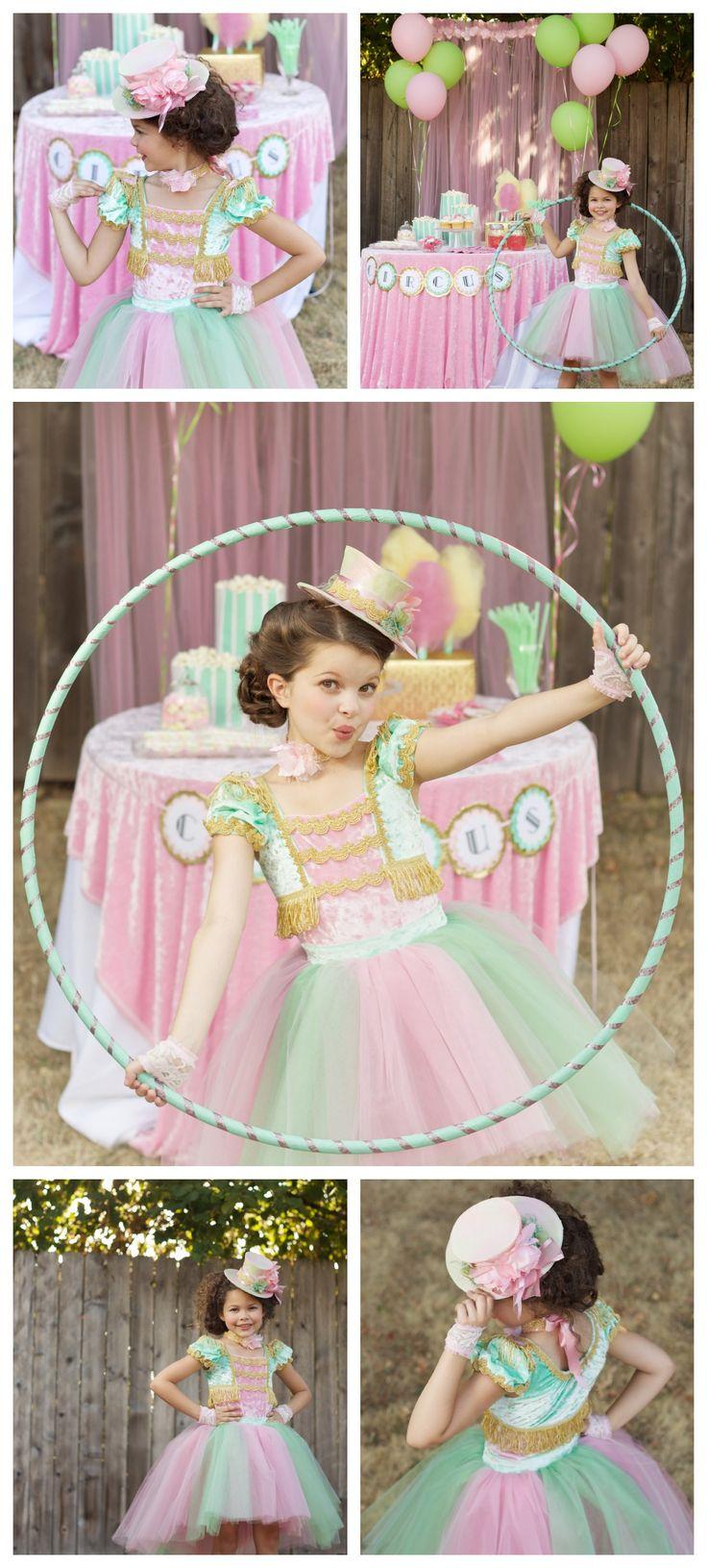 Circus Ring Mistress Halloween Costume Set by Ella Dynae, $190.00 http://www.etsy.com/shop/EllaDynae