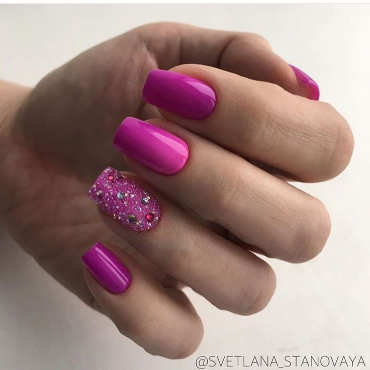 Nail Ideas For April: 387 Best Pink Nails Images On Pinterest