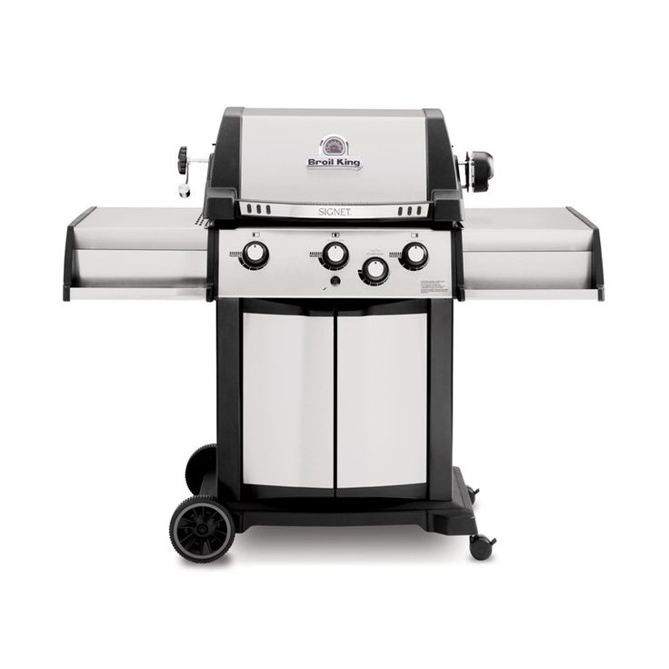 Broil King Signet 70 with Rotisserie and Rear Burner – BBQing.com