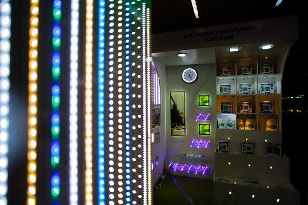 На стенде, Interlight Moscow powered by Light+Building 2013 #выставка #выставки #освещение #электротехника #автоматизация зданий #москва #экспоцентр #msk #moscow #expo
