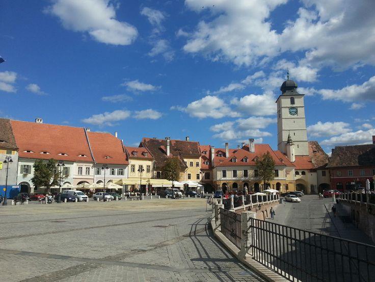Sibiu-Transylvania