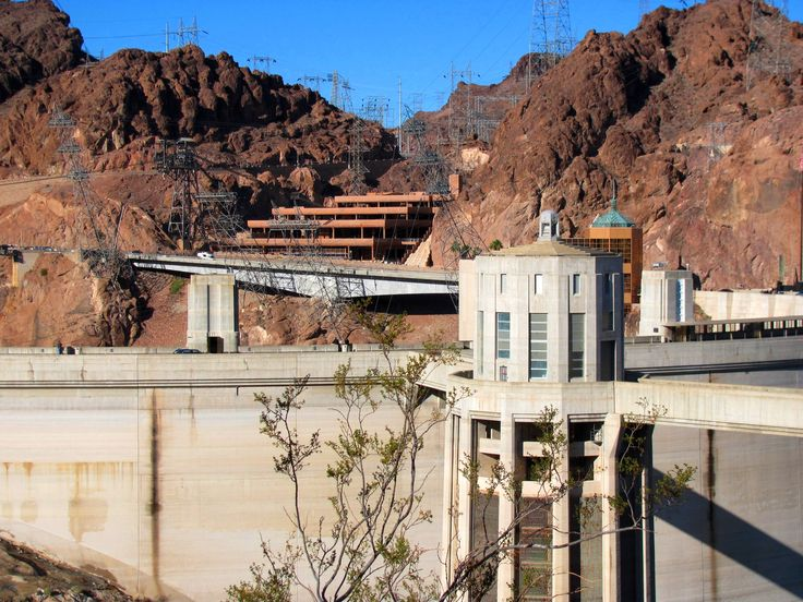 Hoover dam nude — pic 6