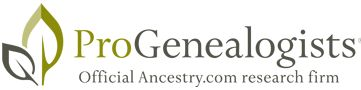 ProGenealogists® is a consortium of professional genealogists who specialize in genealogical, forensic, and family history research. ProGenealogists researchers are highly skilled and well-trained, having logged over 500 years cumulative research experience. Our firm has been in business for over 15 years, serving thousands of professional, government, media, and individual clients worldwide. We can assist clients in several countries using our network of over 725 U.S. and International…