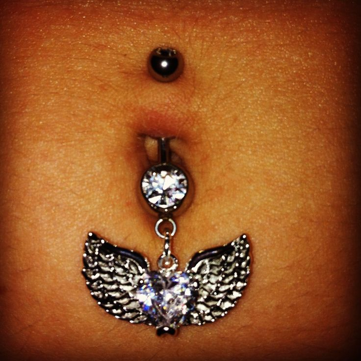 belly button ring :)