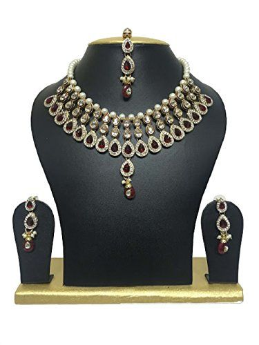 VVS Jewellers Traditional Ethnic Kundan Bollywood Designe... https://www.amazon.com/dp/B06Y56DYLZ/ref=cm_sw_r_pi_dp_x_yYqjzb550D14H