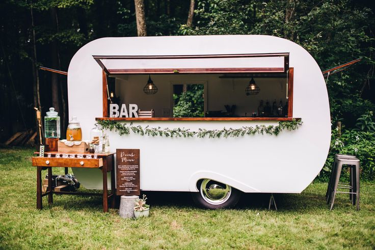Sweet Water Caravan mobile bar
