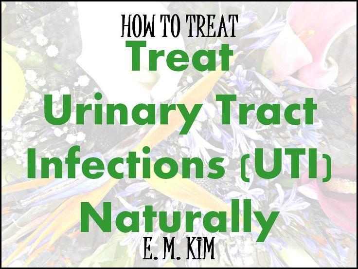 Can U Treat Uti Naturally