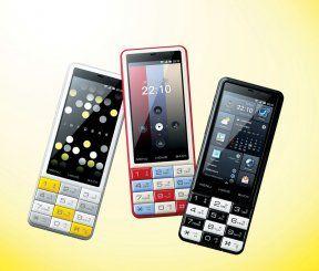 Fujitsu Handsets?!