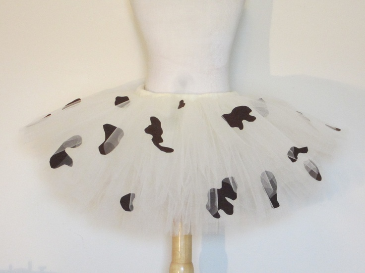 Cowgirl Costume Tutu Skirt- diy
