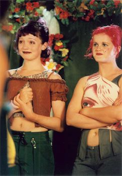 The Tribe- salene and Trudy