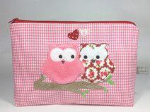XL owl bag