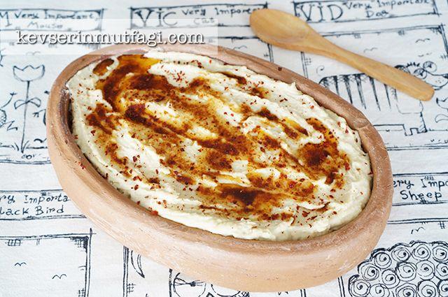 Humus Tarifi   Kevser'in Mutfağı - Yemek Tarifleri
