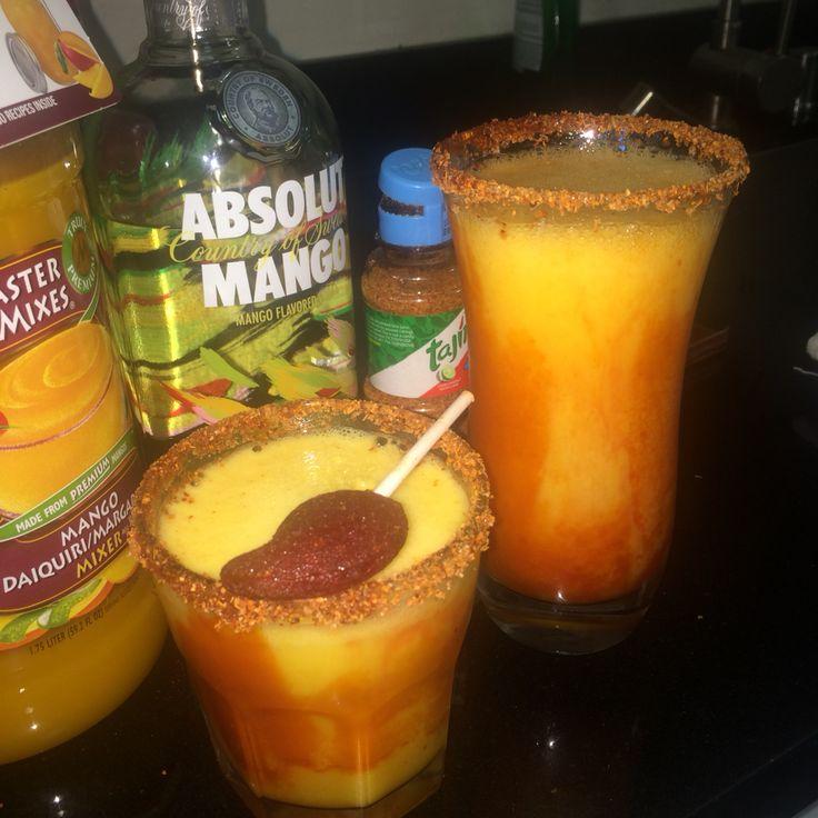 Vodka chamoy shot for Best tequila shot recipes
