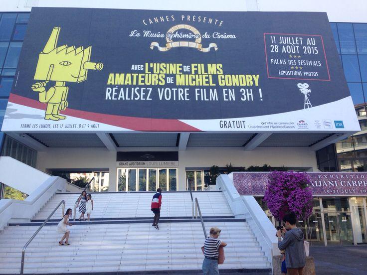 Cannes, red carpet, Grand Auditorium