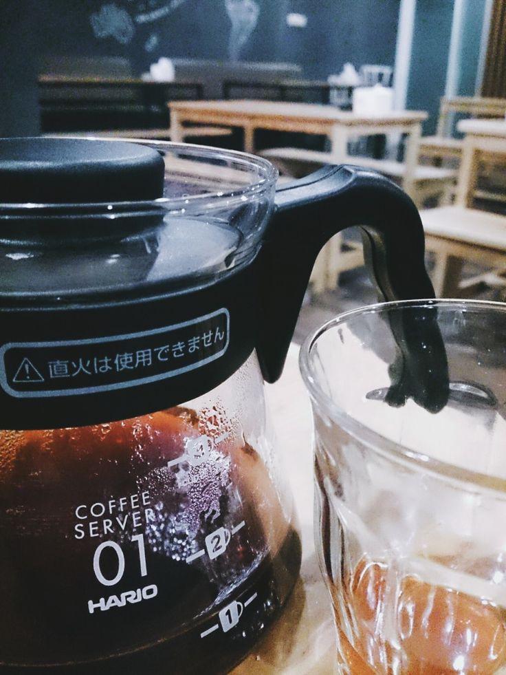 columbia supreno at sevenseas coffee