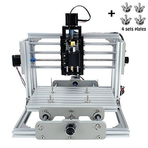 From 229.99:Diy Cnc Router Engraving Kit Working Area 24017065mm Pcb Cnc Milling Machine Wood Metal Carving Mini Engraving Router Pvc | Shopods.com