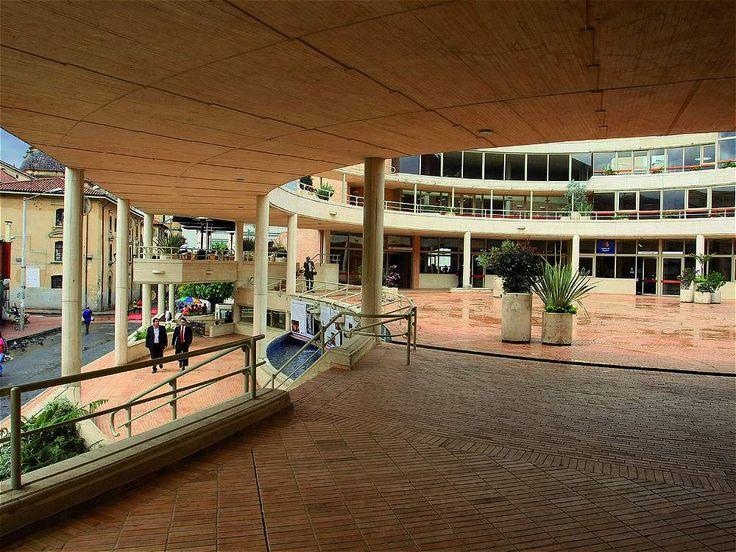 Centro Cultural Gabriel García Márquez es un espacio dedicado a la cultura, en el centro histórico de Bogotá