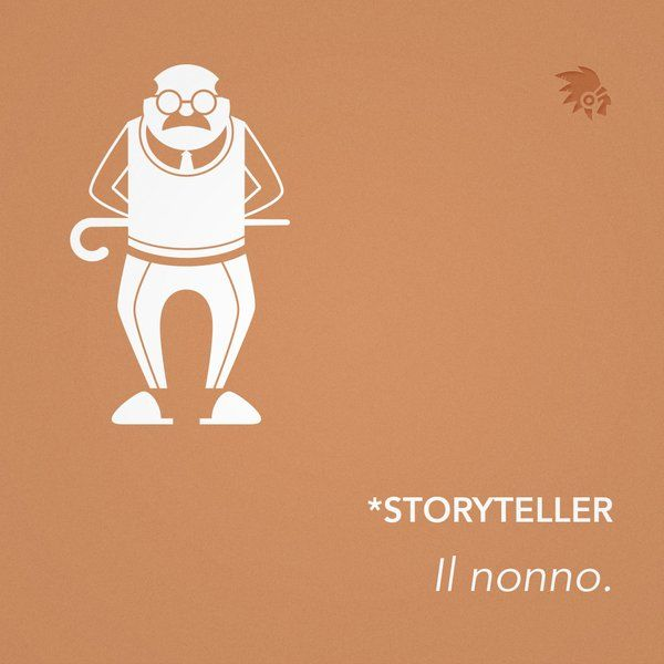 Lo #storyteller per eccellenza...  #feelfreelance
