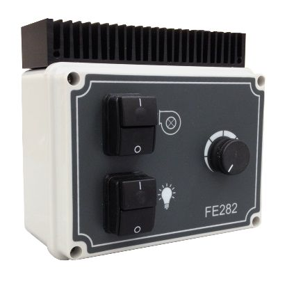 10A Speed controller for single-phase motors FE282