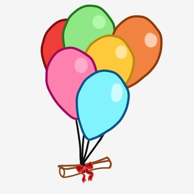 يوم توضيحي لمدرس الإبداع من ناحية رسم بالونات ملونة سعيد يوم المعلم عيد المعلم عيد الشكر عيد الشكر لا ينسى شكرا عيد المعلم Png وملف Psd للتحميل مجانا Colourful Balloons Happy