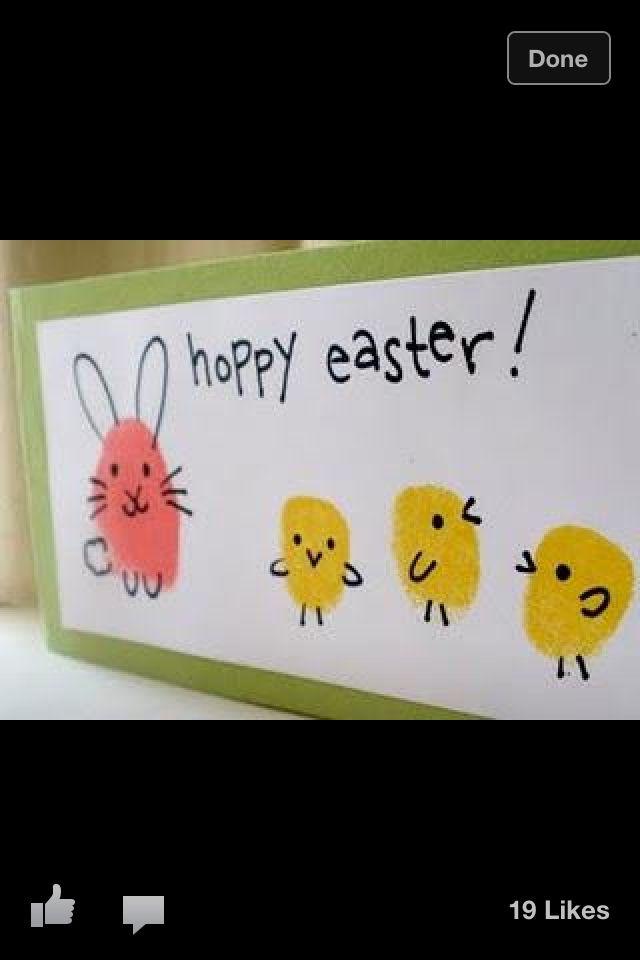 Osterkarten basteln – Ideen und Anleitungen