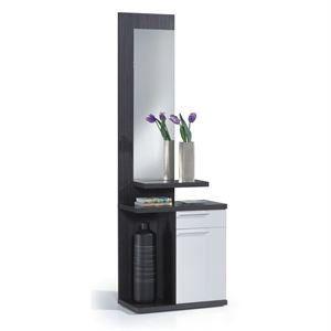 entrata mobile ingresso moderno con specchio
