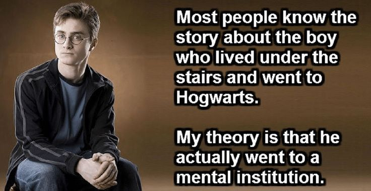A Fan's Theory On What Harry Potter Is Actually About