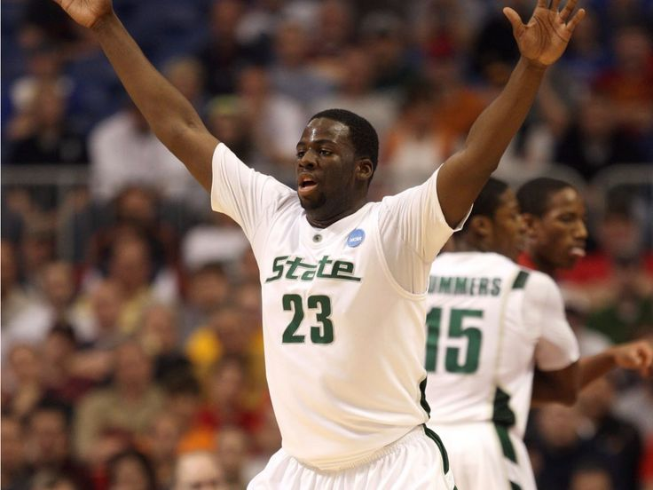 Draymond Green in 2009 (age 19).