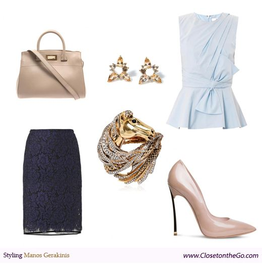 Formal dinner party outfit | Closet On The Go - Stay on the scene, you 're a Style Machine