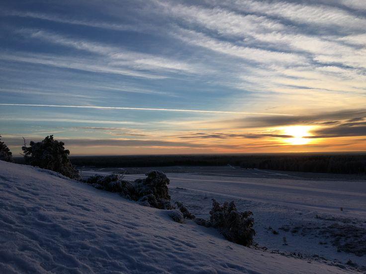 Jämi Airfield in the leisure area of Jämi in Jämijärvi. Just before the Blue Moment. Fresh air and space to think and re-think. Try! Photo: Kirsi Virtanen. No filter. Dec 2016. #jämi # jämijärvi #jami #jamijarvi #holiday #hometown #visitfinland #outdoodlife # thisisfinland #scandinavia #stressfreezone #kiireenyläpuolella #mindfulness #outdoors #hiking #countryside #naturelovers #familyfirst #kotikunta #enjoyinglife #goodforyoursoul #suomi100 #kunnanjohtajaseikkailee #adventuresofmayor