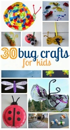 Very cute crafts for kids. Great website to explore!