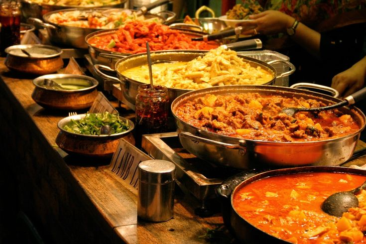 Indian wedding food | India Palace Caterers