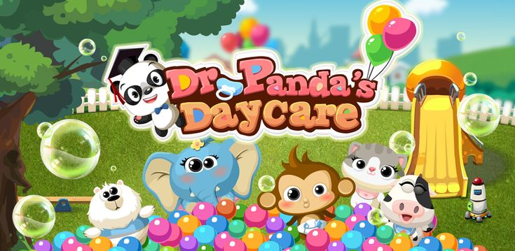 Dr. Panda's Daycare Free on Amazon Appstore