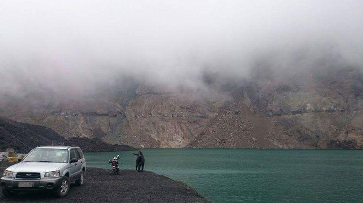 Felipe Espinoza Jimenez. Laguna del Laja. VIII Región.