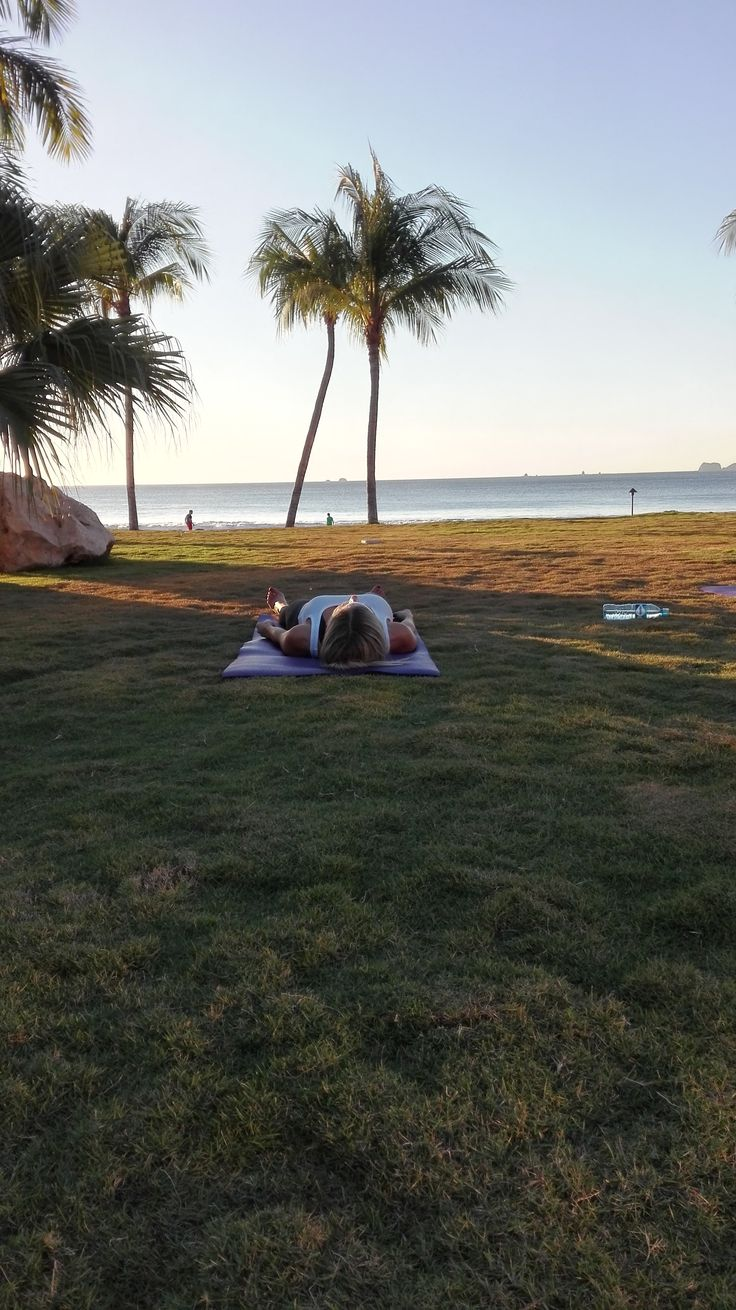 Private Sunset Mindful Yoga class