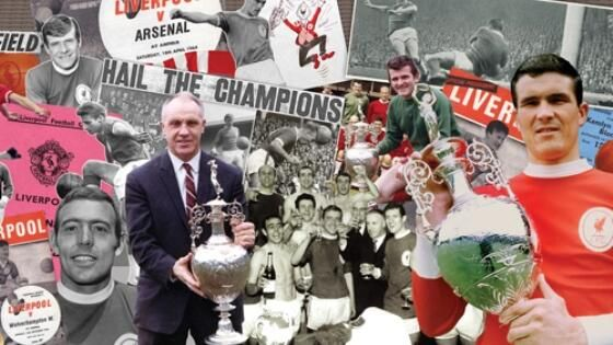 Relive Shankly's first #LFC championship by watching 'Champions - 63-64' at 9pm BST on @Marilyn Lawrence: http://www.liverpoolfc.com/news/latest-news/161395-9pm-bst-champions-63-64-on-lfc-tv … pic.twitter.com/3HT3V8w5DD