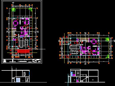 1220 best images about planosteo on pinterest house for Plano habitacion