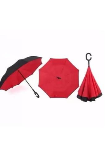 Buy Innovative Double Layer Inverted Umbrella (red) online at Lazada Philippines. Discount prices and promotional sale on all Umbrellas. Free Shipping.