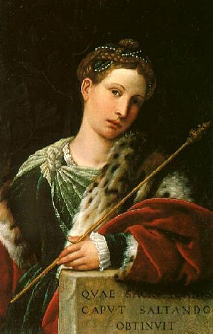 """Tullia d'Aragona (c. 1510–1556) was a 16th-century Italian courtesan, author and philosopher in Venice. Her intellect, literary abilities and social graces entertained powerful men and famous poets. Her work has been discussed in the University of Chicago's """"The Other Voice in Early Modern Europe"""" series."""