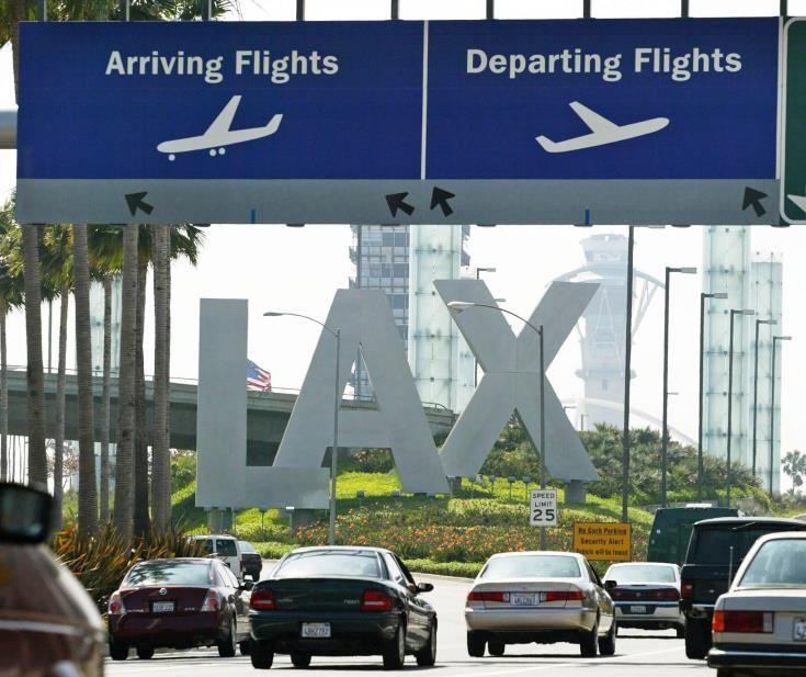 Αεροσκάφος της Qantas επέστρεψε στο Λος Άντζελες λόγω προβλήματος σε κινητήρα
