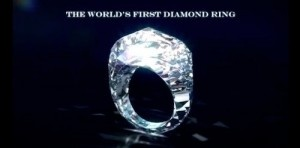 World's First All-Diamond Ring: 150 Carats Of Pure Bling