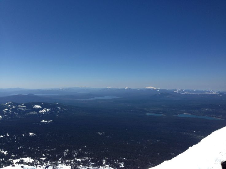 Mt.Bachelor, Oregon
