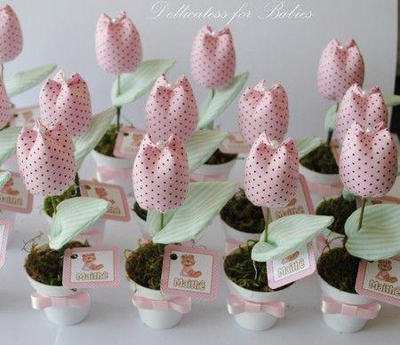 Enfeite de mesa - Dellicatess for Babies