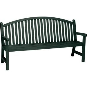 Contract Arch Back Hunter Bench Slat At The Home Depot