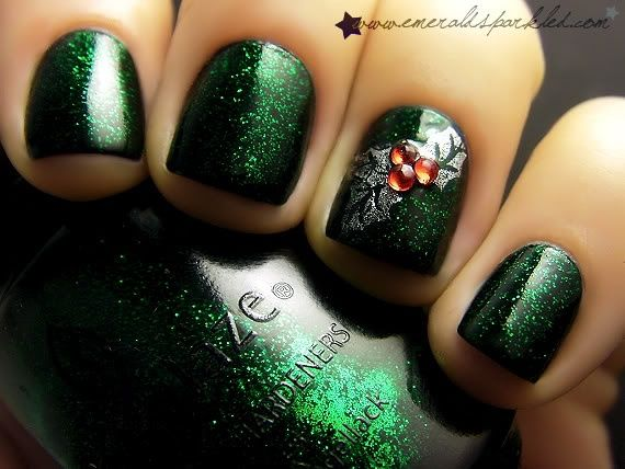 120 Best Christmas Nail Art Images On Pinterest Nail Scissors