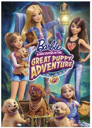 Barbie Và Các Em Của Các Cô Ấy Trong Cuộc Phiêu Lưu Tuyệt Vời Cùng Những Chú Cún Con - HD