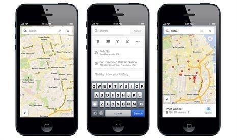 Eric Schmidt quiere que Google Maps vuelva a iOS de forma nativa