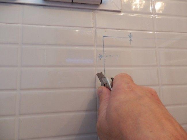 Cómo quitar los azulejos de la pared